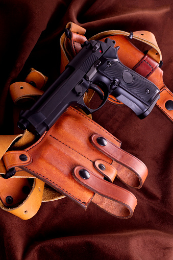 Which are the types of holsters available?